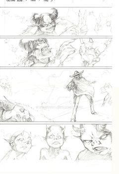 welcome home....pg 3 pencils by weshoyot
