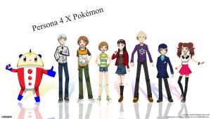 Persona 4 X Pokemon - Investigation Team