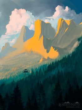 Firewatch by Syntetyc