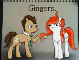 Gingers by Fernsway