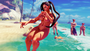 Nude Laura Showcase (NSFW) by BrutalAce