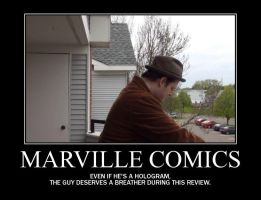 Motivation - Marville Comics by Songue