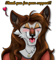 Thanks By Corrupttempest by CorruptTempest