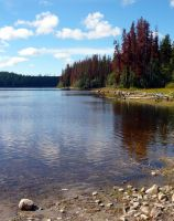 Nickolyn Lake Stock 5 by SimplyBackgrounds