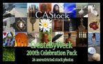Celebration exclusive pack by CAStock