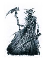 The Reaper by Hanci6