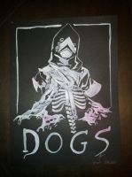 DOGS bullets and carnage fanart by atsumimag