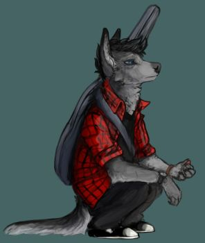 The Musician by Felix-Vulpes