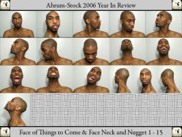 Face Neck and Nugget 06 YIR 1 by Ahrum-Stock