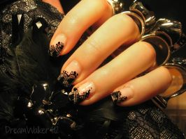 25. Gothic Lace by DreamWalker412