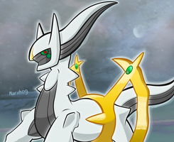 In Arceus I trust by Marxhog