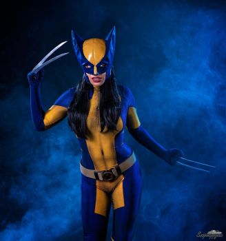 All New Wolverine - Cosplay by raquelsparrowcosplay