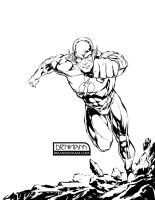 DC COMICS-The FLASH by DaneRot