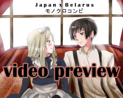 video: Japan x Belarus remake by Rupyon