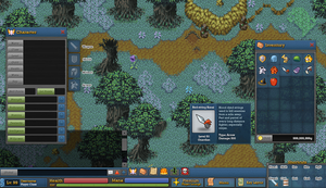 Silverdale In-game GUI by RorySoh