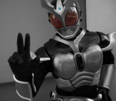 Kamen Rider Agito: DEEP BREATH by Sarapungs-tokusatsu