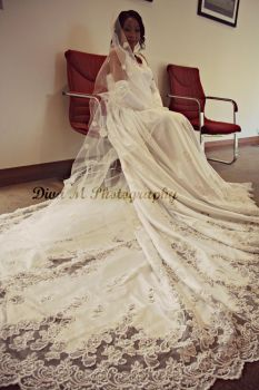 Amazing gown by magicaldiva