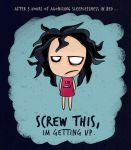 Screw this. by shortdesigns-x