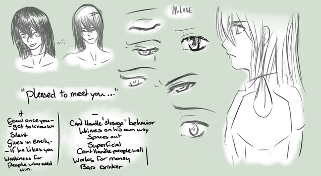 Milane Character Sheet by Dream--Catcher