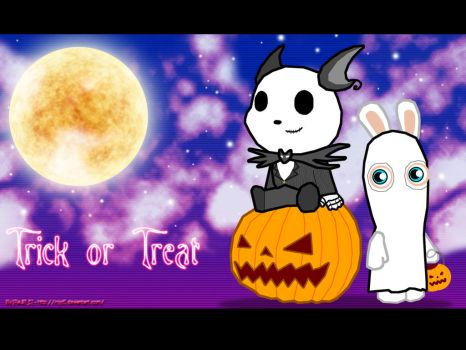 Trick Or Treat by RoJo5