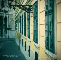 Missing pieces of Budapest by peter-n