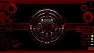 Black and Red Windows 7 Theme by Dratheus