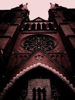 The cathedral by jauchzet