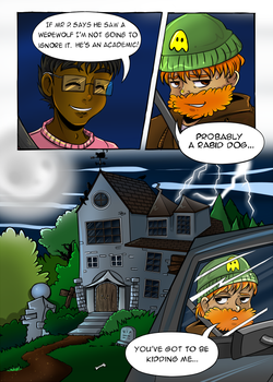 Team Spoopy - Page Five by tea-bug