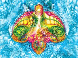 Holographic organism by farboart