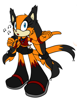 ~.:Melody the Singing Jungle Badger!.:~ by SonicShadowBlaze365