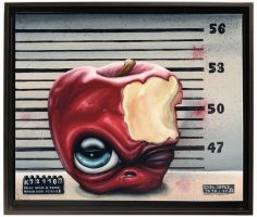 EVIL APPLE by maximusmagno