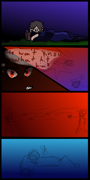 Surprise Attack: Star Paper Cut! ( Update 1) by ArtsyOwlFree3