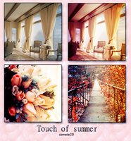 Touch of summer. by Cornelie20