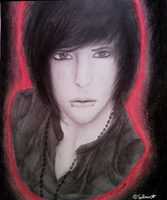 Andy Sixx by SilverSheCat