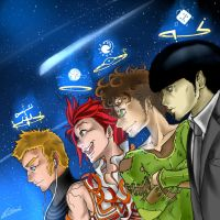 Diviners Of Runawynd by mrminico