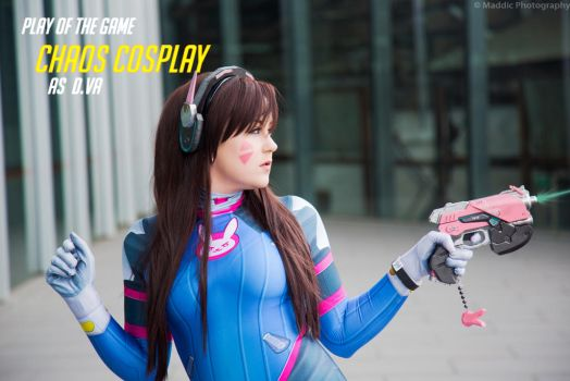 D.Va - Play of the Game by Samii-Doll