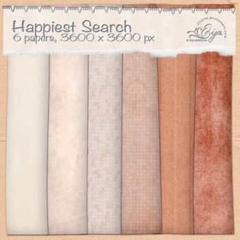 Happiest Search paper pack by Eijaite