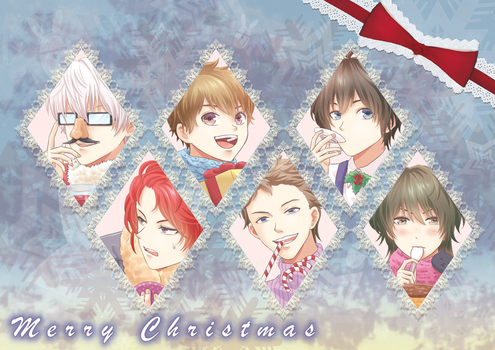 Procellarum Merry Christmas by NeArtX