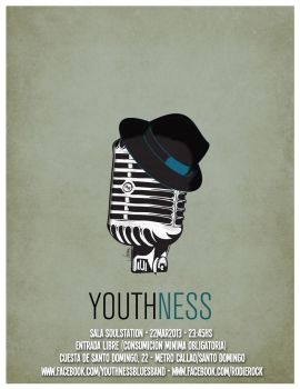 Youthness | 22MAR2013 | SoulStation by jayrivera