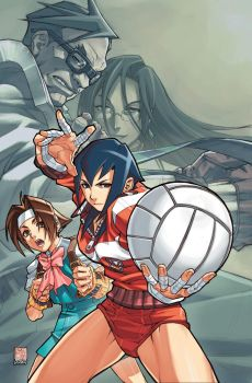 Rival Schools - Summer Special by UdonCrew