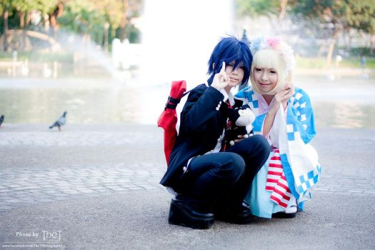 Ao no exorcist by lookfook