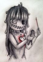 Voodoo Doll by anatomily