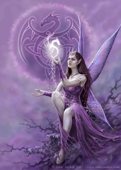 Celtic fairy by Ironshod