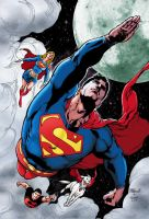 Superman_Cover. by Troianocomics