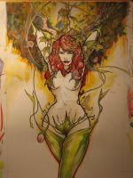 Poison Ivy WIP 2.4 by weshoyot