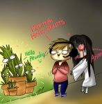 Hello Plants by Lansoh