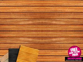 Free Wood SEAMLESS Texture Pattern Stock v1 by Industrykidz
