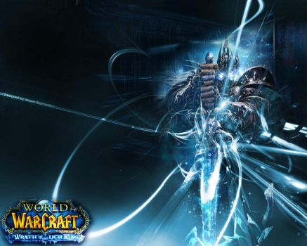 Wrath Of The Lich King by J-Rasmussen