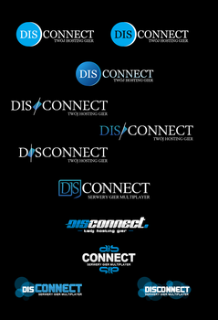 Disconnect logo variation by celes15