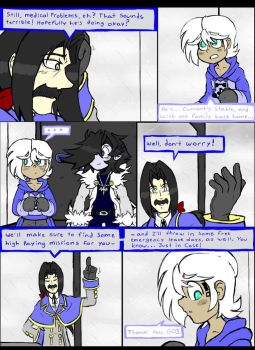 After the Severance- Page 34 by IchibanGravity